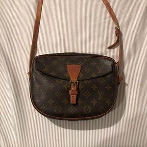 Vintage Louis Vuitton Jeune Fille PM crossbody